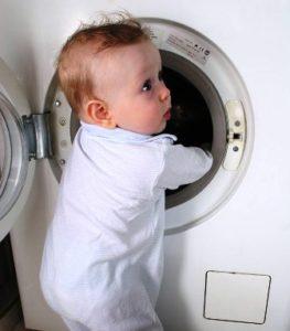 фото опасность стиральных машин для детей