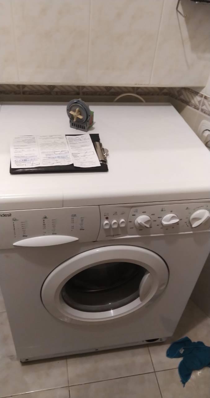 истории ремонтов стиральных машин в Броварах